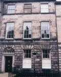 James Clerk Maxwell's Birthplace - 14 India Street, Edinburgh