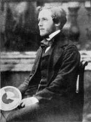 Maxwell as a young man Who was James Clerk Maxwell?