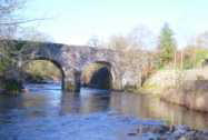 The Old Bridge of Urr